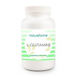L-Glutamine 550 mg x 60 gélules