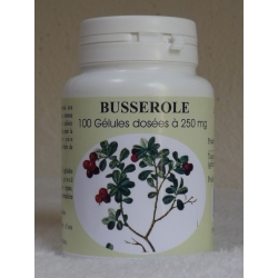 Busserole 250 mg x 100 gélules