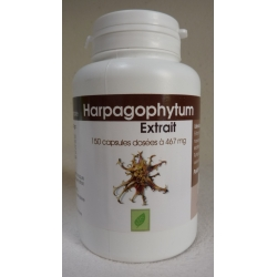 Harpagophytum extrait -150 caps x 467mg