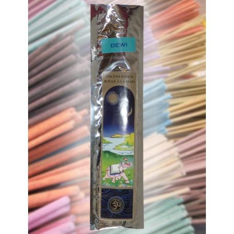 """Encens naturel Indien """"Dewi"""" - bâtonnets"""