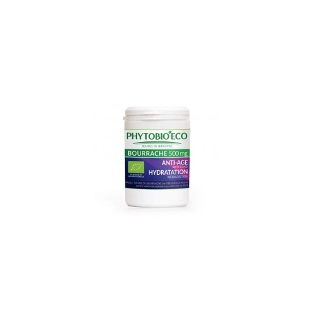 Bourrache 500mg x 60 capsules Bio