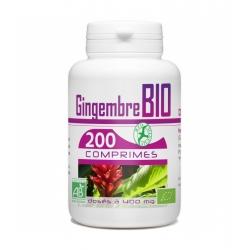 Gingembre Bio 400 mg x 200 comprimés