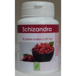 Schizandra - 250 mg x 100 gélules
