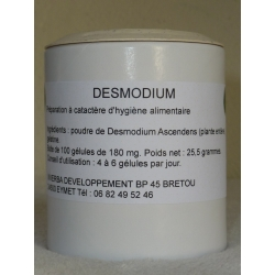 DESMODIUM 100 gélules