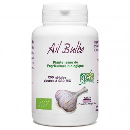 Ail Bulbe Bio 280 mg x 200 gélules