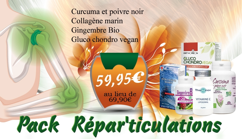 Pack Répart'iculations