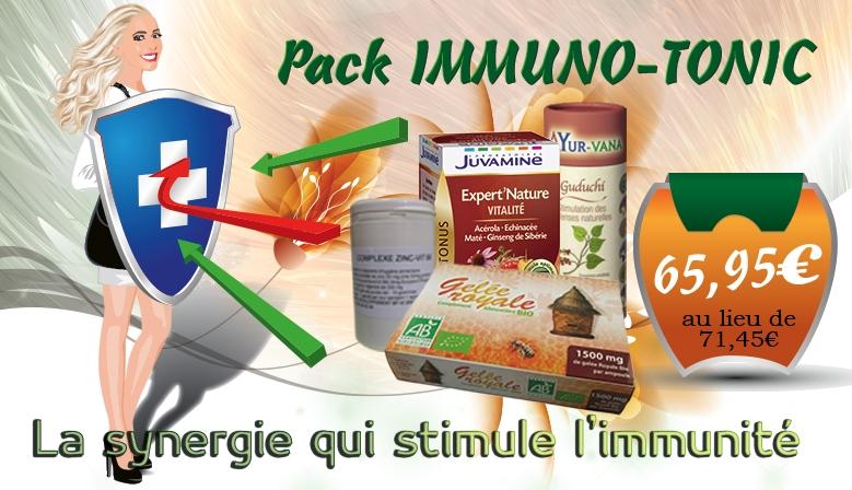 La synergie qui stimule l'immunité
